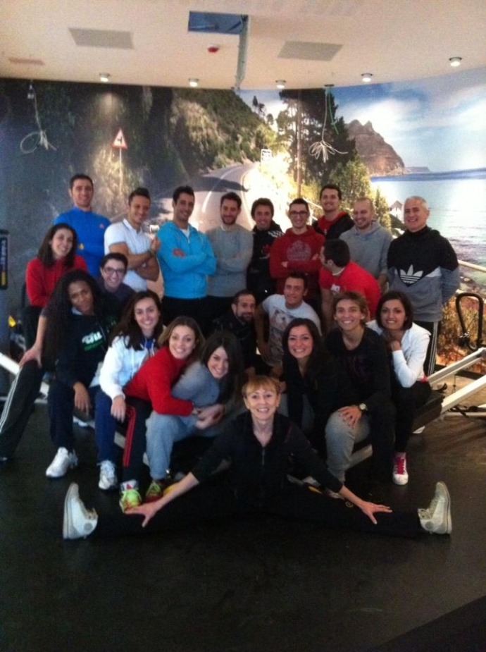 Gravity system training Virgin Active Napoli